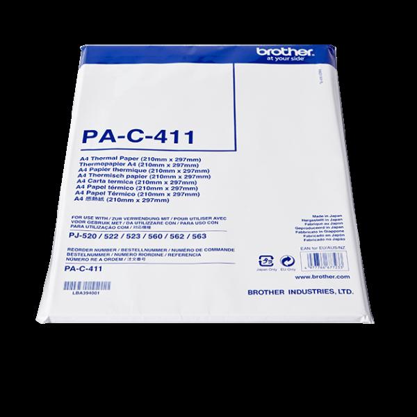 Форматная бумага A4 для Brother PJ6xx/7xx (PAC411)