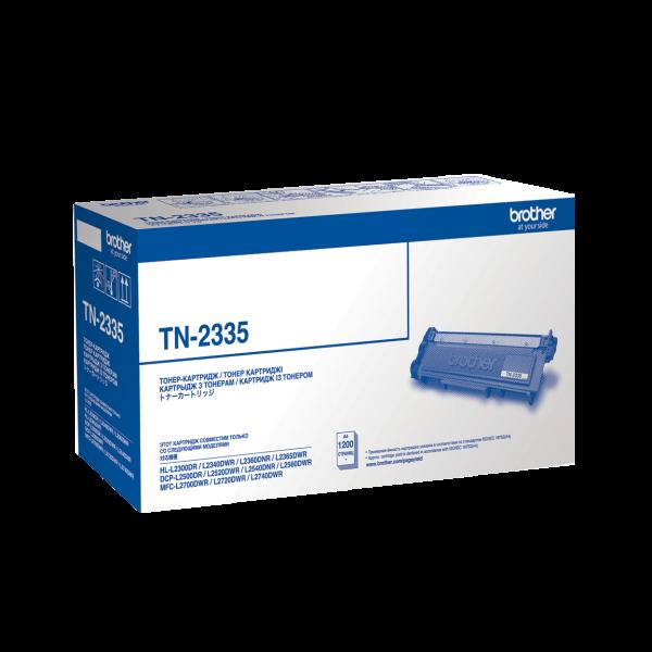 Тонер TN-2335 для Brother HLL2300D/2340DW/2360DN/2365DW/DCPL2500D/2520DW/2540DN/2560DW/MFCL2700DW/27 (TN2335)
