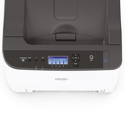 Принтер лазерный Ricoh P C301W