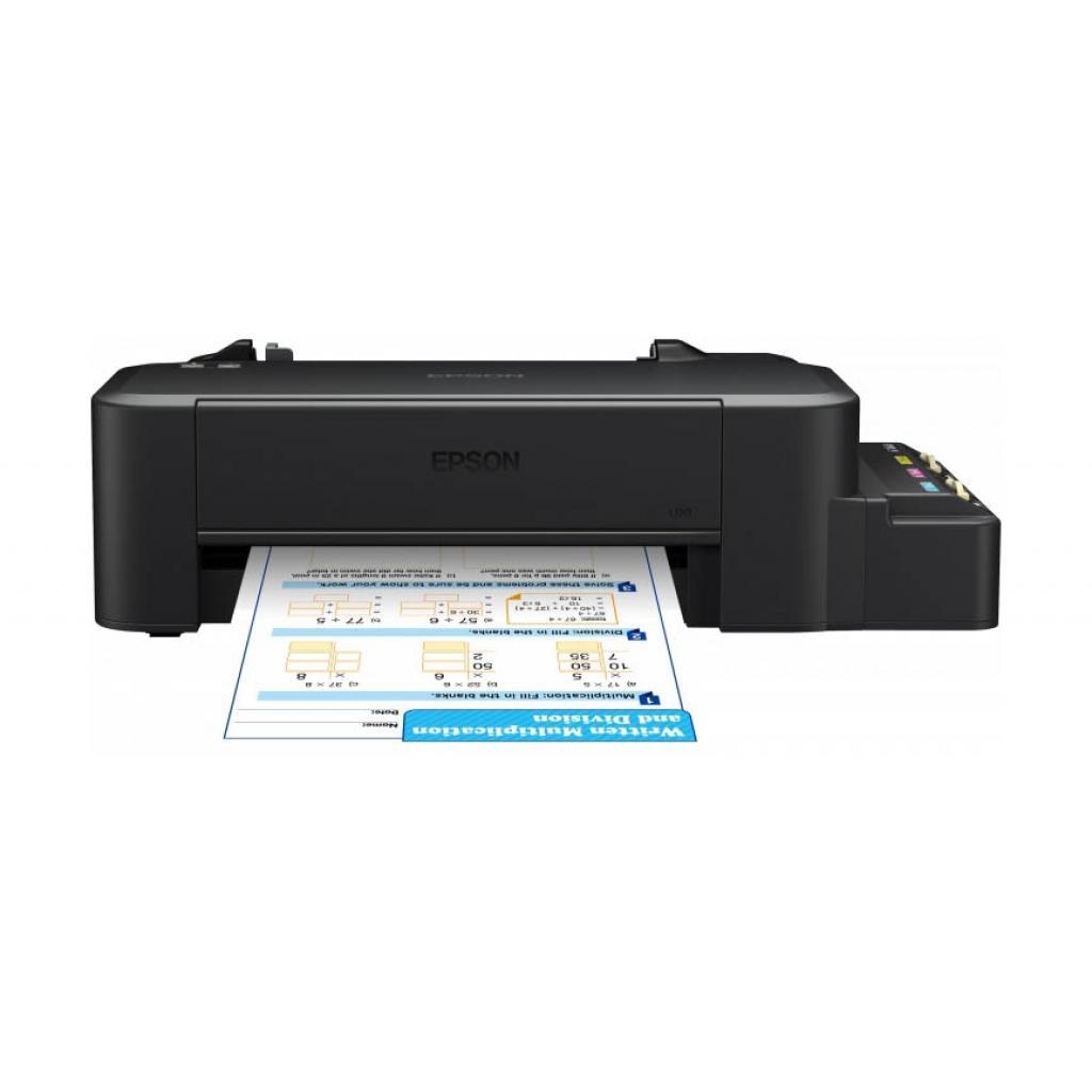 Принтер Epson L120 (C11CD76302)