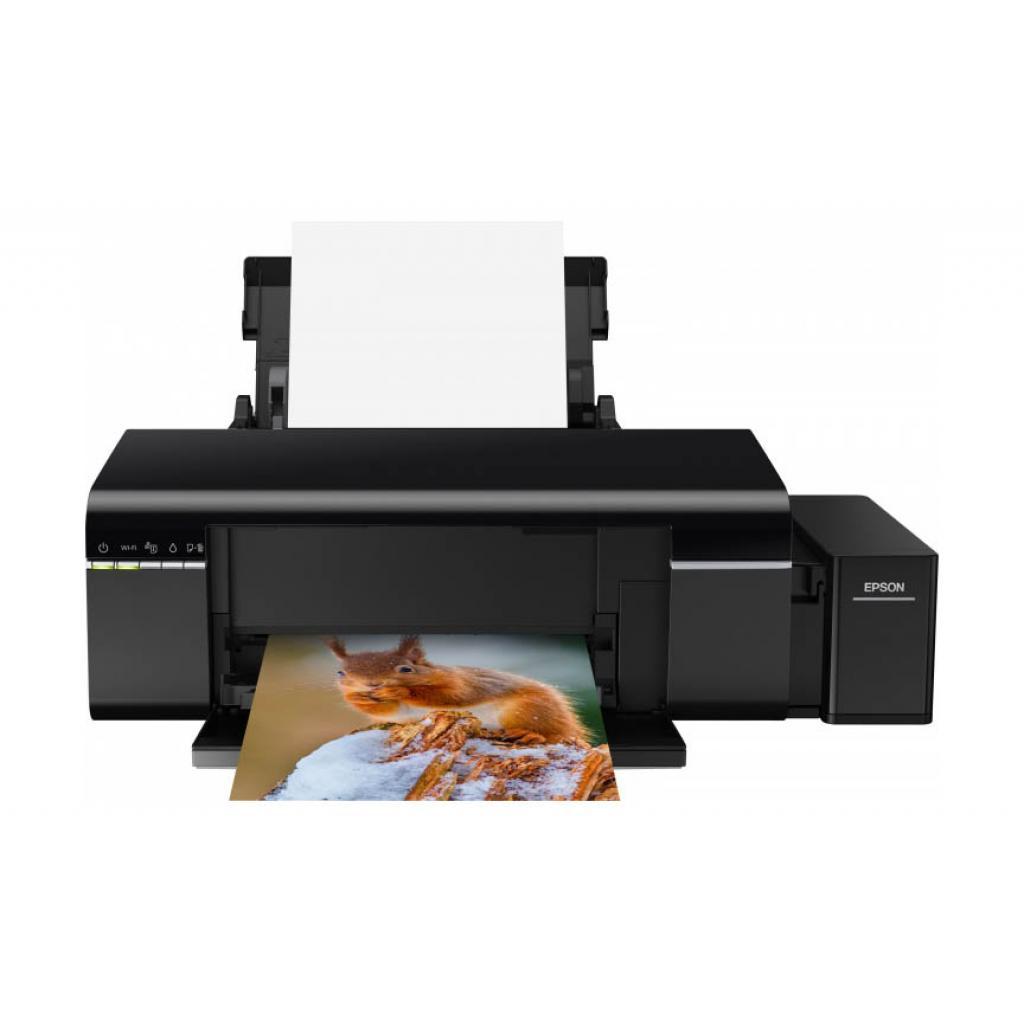 Принтер струйный Epson L805 (C11CE86403)